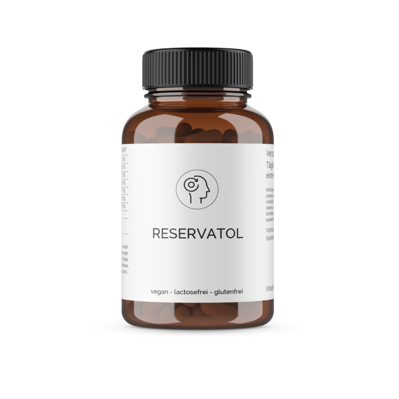 Resveratrol-Kapseln von GUPHARMA